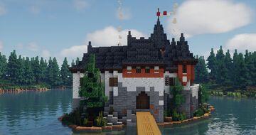 Castle Grafenstein Minecraft Map & Project