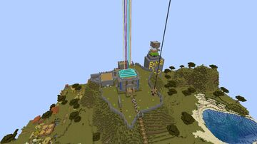POSIEDEN1 LETS PLAY Minecraft Map & Project