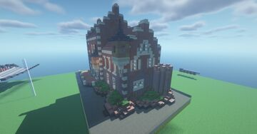 Castle of Rou Minecraft Map & Project