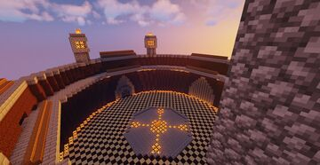 TU12 Bonniegamer1987 edition (much better than the original) Minecraft Map & Project