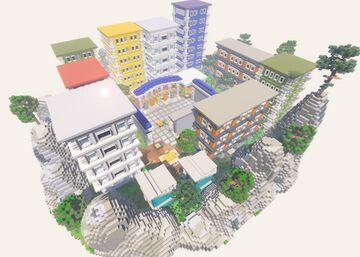 Lobby 220x220 Minecraft Map & Project