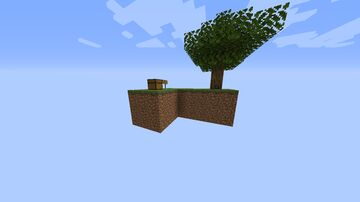 SkyBlock 1.16.4 Minecraft Map & Project