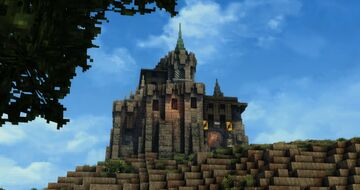 Castle Arent (Conquest reforged) Minecraft Map & Project
