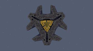 Ha'tak v2 Minecraft Map & Project