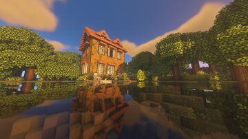 Gardeners Dream Minecraft Map & Project