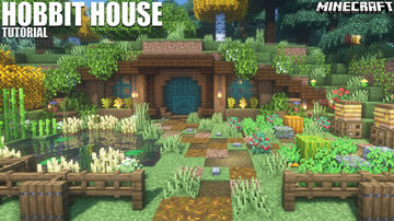 Minecraft Hobbit Hole House + Map Download Minecraft Map & Project