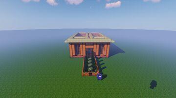 Acacia Villa | Acaciano Minecraft Map & Project