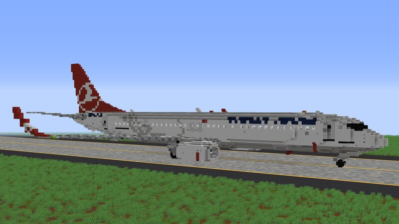 Turkish Airlines Boeing 737-900ER - 3:1 Scale