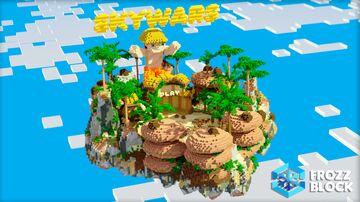 Tropical Skywars Lobby Minecraft Map & Project