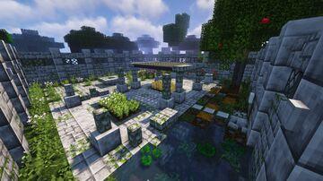 Walled Garden Minecraft Map & Project
