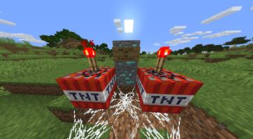 TNT map Minecraft Map & Project
