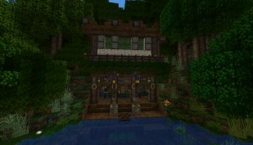 Shooting Gallery Minecraft Map & Project