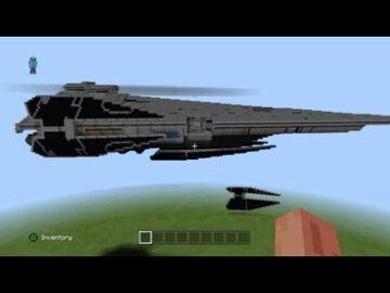 Imperial Raider ( Corvus) Minecraft Map & Project