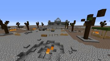 REICHSTAG for CTB 2021 Minecraft Map & Project