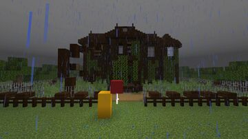 The IT Mansion! Minecraft Map & Project
