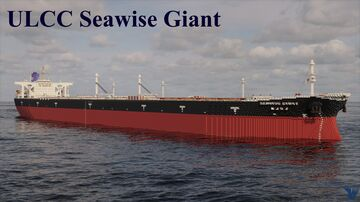 ULCC Seawise Giant (1980)   Full Interior   Download Minecraft Map & Project