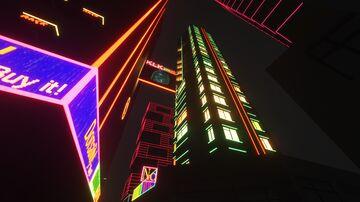 Little Tiles Cyberpunk city showcase 3(video link) Minecraft Map & Project