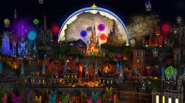 A Dream Disney World 🏰 Minecraft Map & Project