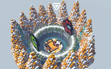 Amongus Sumo Event map Minecraft Map & Project