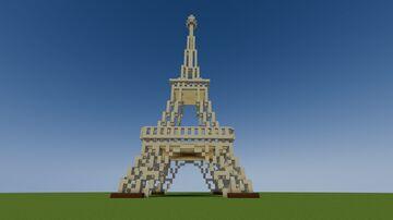 Eifel Tower : Model Minecraft Map & Project