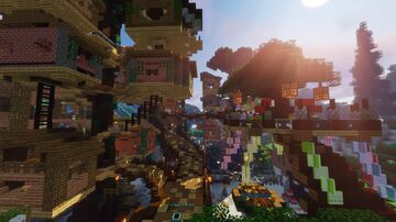 Hypixel Housing - Uprise Valley Minecraft Map & Project