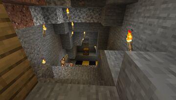 Steve mining co Minecraft Map & Project