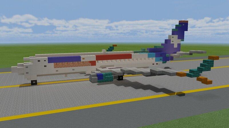 Aeromexico with Split Scimitar Winglets