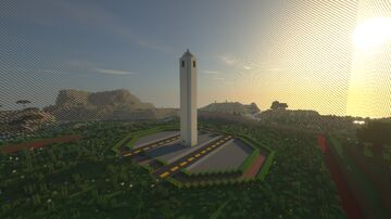 Argentina Buenos Aires Minecraft Map & Project