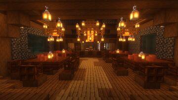 Legendary Cavern Minecraft Map & Project