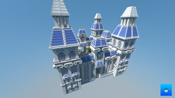 Free Spawn PvP faction WhiteV1 [by Lekilo_maitre] Minecraft Map & Project