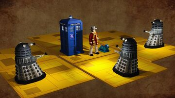 Dr Who: Attack of the Daleks Minecraft Map & Project