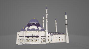 Suleymaniye Camii (1:1) Minecraft Map & Project