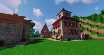 Halavarn - The Ales Inn Minecraft Map & Project