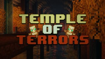 Temple of Terrors Minecraft Map & Project