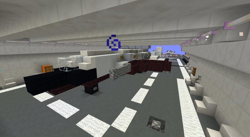 SP 21 Vigilins in the aft hangar