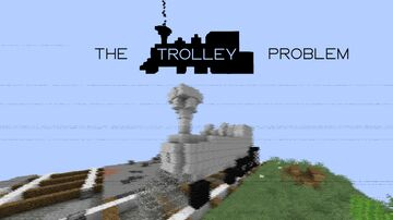 The Trolley Problem Minecraft Map & Project
