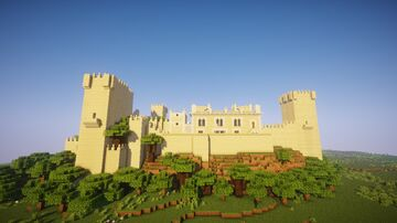 Highgarden - Game of Thrones (TV-Show version) Minecraft Map & Project