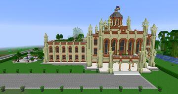 Tropico 6 Palace Minecraft Map & Project