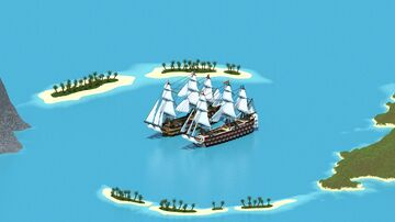 Ship of the Line TNT Battle Minigame Minecraft Map & Project