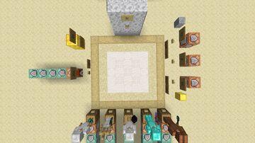 Spleef 1.14-1.16 Minecraft Map & Project