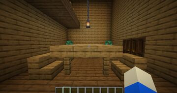 Non-euclidean Hide and Seek Minecraft Map & Project
