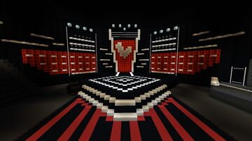 The Voice Australia 2021 Blinds Stage Minecraft Map & Project