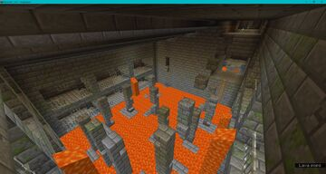 Run From The Beast: Danger Prison Minecraft Map & Project