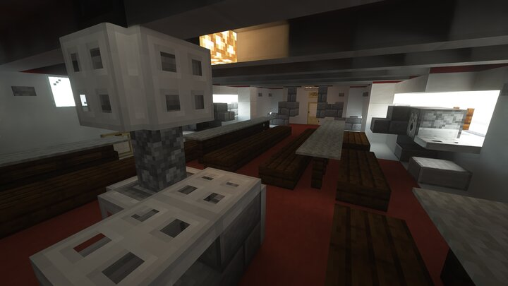 Crew area