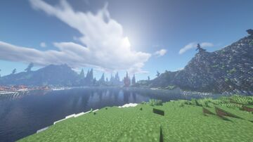 northen map for mr.shadow Minecraft Map & Project