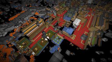 Smart Redstone Bunker V4 Minecraft Map & Project