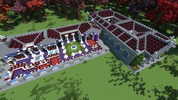 Roman Domus +tutorial Minecraft Map & Project