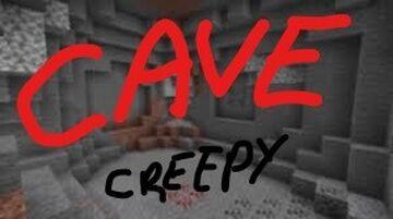 CAVE: Creepy Minecraft Map & Project