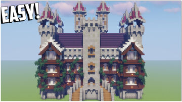 Minecraft Tutorial: Town Hall Minecraft Map & Project