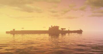 Type VIIC U-Boat Minecraft Map & Project